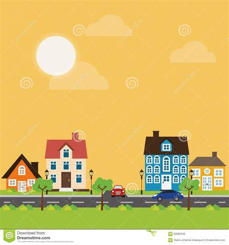 design house digital house design stock vector image 59062548