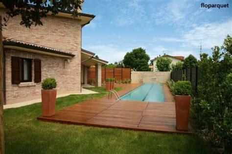 terrazze in legno terrazze e piscine in legno tek vigevano
