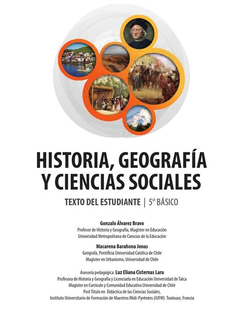 Texto De Historia Y Geografia Con Rutas De Aprendizaje 2015   historia geograf 237 a y ciencias quinto a 241 o 2013 by juan