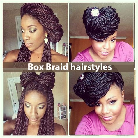 womens hairstyle the box style box braid hairstyle for women hairstyle for women