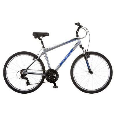 schwinn comfort hybrid schwinn men s suburban deluxe 26 quot comfort hybrid bike
