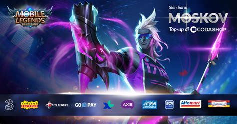 mobile legend update mobile legends update skin moskov terbaru javelin