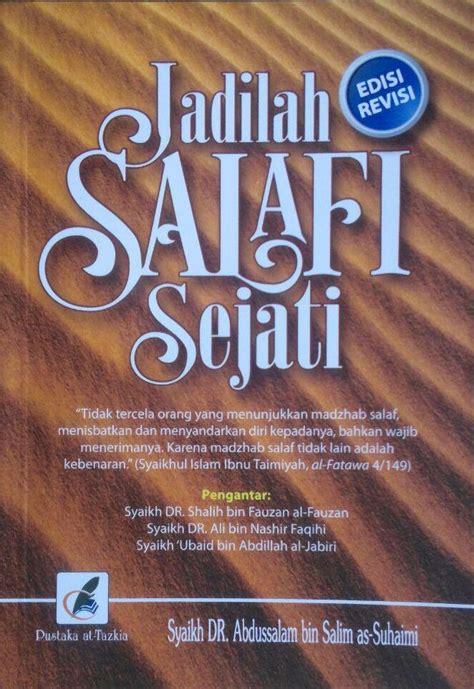 Misteri Kematian Serial Trilogi Alam Akhirat 1 buku jadilah salafi sejati