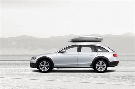 Audi Cargo Box by Audi Allroad Roof Cargo Box