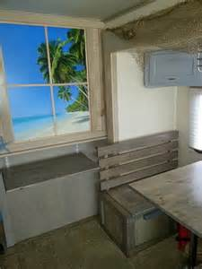Interior Remodel A Beach Rv Interior For The Beach Bum In All Of Us