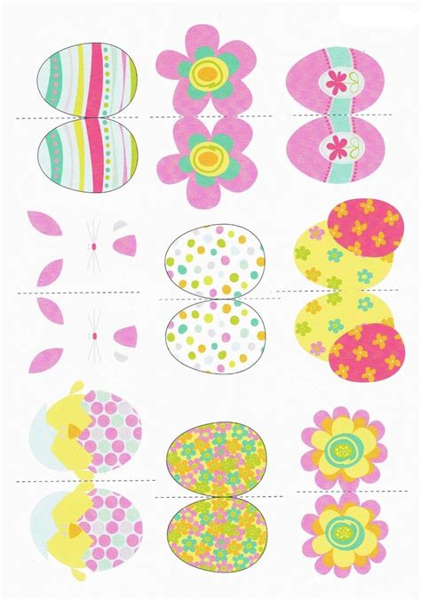 Deco de paques a imprimer 28 images gratuit boite paques 224 imprimer free printable ea