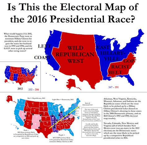 2016 electoral map predictions 1 2016 election prediction map autos post