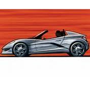 2005 Edag Show Car No8 Desktop Wallpaper 8jpg