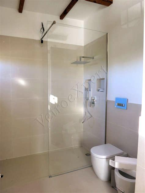 parete per doccia pareti per doccia in cristallo design casa creativa e
