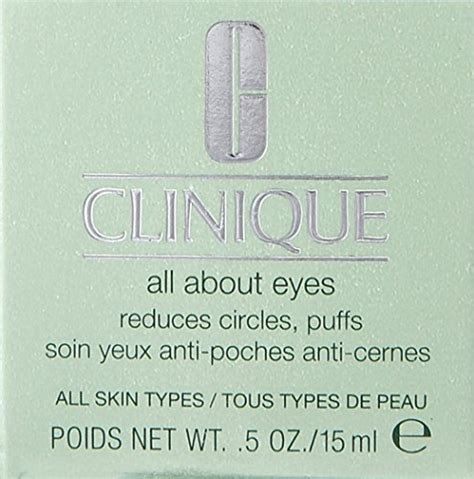 Clinique All About 0 17oz 5ml us clinique all about for unisex 0 5 ounce