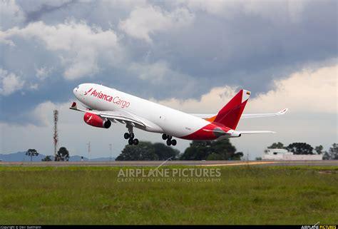 Avianca Cargo Airbus A330 200f n334qt avianca cargo airbus a330 200f at curitiba