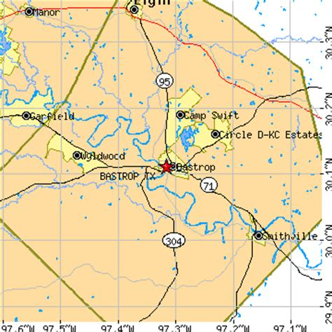 where is bastrop texas on the map bastrop texas tx population data races housing economy