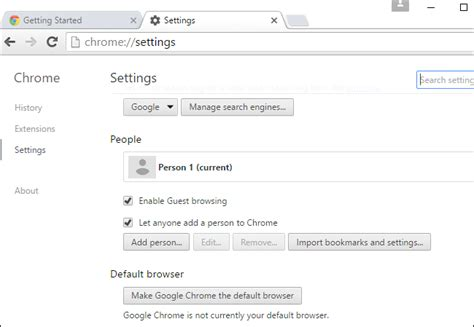 google wallpaper settings how to migrate from internet explorer or edge to chrome