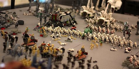Coo Gadgets by 13 Amusing Photos Of Lego Star Wars Characters