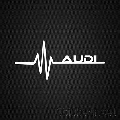 Bmw Herzschlag Aufkleber by Stickerinsel At