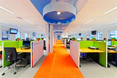 Room Layout Design Online vibrant nti head office in leiden holland by liong lie