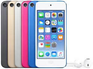 ipod 5th generation colors differences between ipod touch 5 and ipod touch 6