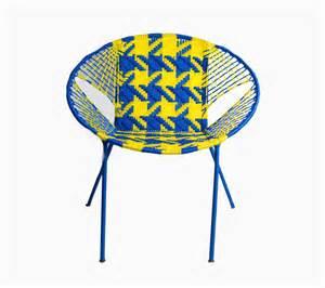chaise scoubidou
