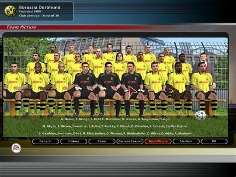 total club manager 2005 news