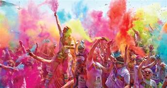 how to organize a color run the color run returns to barcelona for 2017