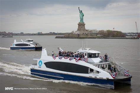 the boat nyc the city ferry revolution and its many advantages