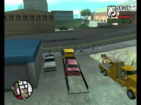 Gta Sa Car Garage Mod by Grand Theft Auto San Andreas New Doherty Garage
