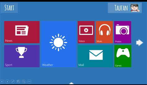download themes for windows 7 ppt download windows 8 powerpoint template v1 2014 b4sharing