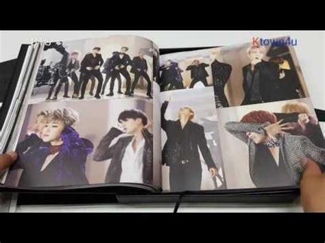 bts unofficial book ktown4u unboxing photobook bts bts wings concept