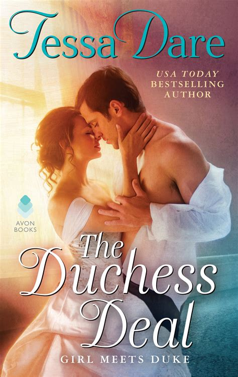the duchess a novel the duchess deal tessa