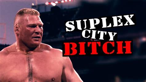 Suplex City pfv suplex city