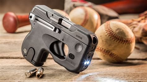 American Rifleman   Review: The Taurus Curve Pocket Pistol
