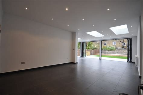 modern kitchen design in loft extension london by belsize home extension loft conversion refurbishment modern