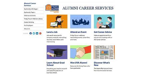 Uva Mba Employment Report by Alumni Career Services Uva Alumni Parents Friends