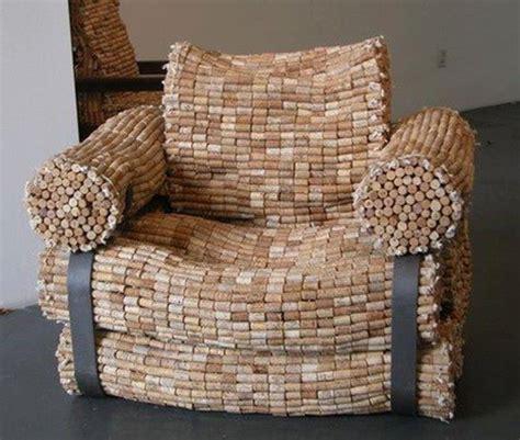 Cork Chair by Cork Chair Wine Corks