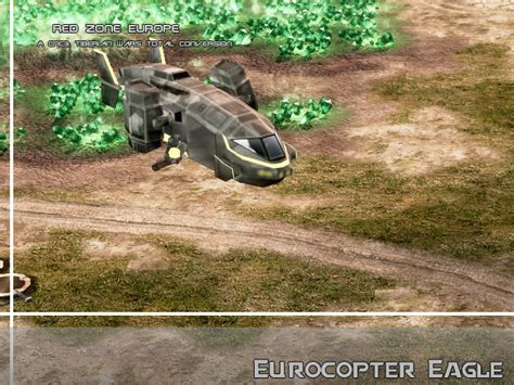 how to install cnc3 mods air transport ingame image cnc3 red zone europe mod