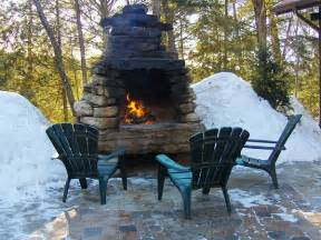 Fire Pits In Backyards Diy Outdoor Fireplace For Back Yard