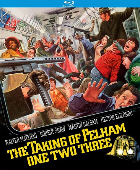 the taking of pelham one two three kino lorber 42nd