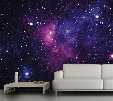 galaxy fleece wall mural 187 gadget flow