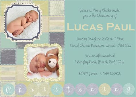 invitation card for baptism of baby boy template baptism invitation baby boy baptism invitations