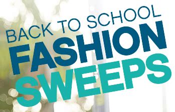 Back To School Sweepstakes 2015 - belk back to school fashion sweepstakes instant win game