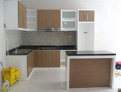 Set Dapur by Gambar Kitchen Set Kecil Keren Dapur Minimalis Idaman