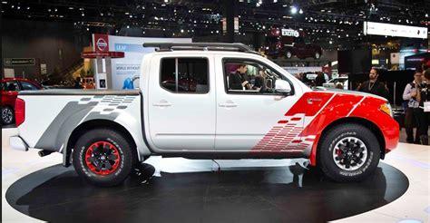 Nissan Frontier 2020 Redesign by 2020 Nissan Frontier Release Date Specs Redesign Diesel
