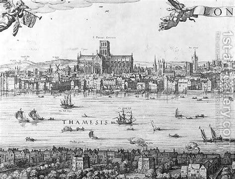 Draw Your Dream House london in 1600 s