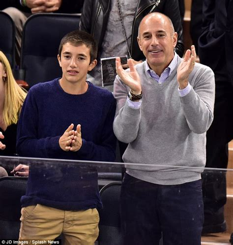 matt lauers son jack matthew lauer romy lauer www pixshark com images galleries with a bite
