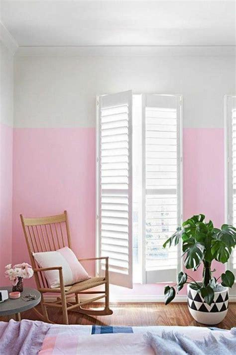 rosa wandfarbe schlafzimmer rosa wandfarbe 25 sch 246 ne beispiele archzine net