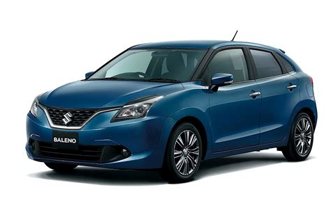 Suzuki Baleno Specifications Suzuki Baleno Specs 2016 2017 Autoevolution
