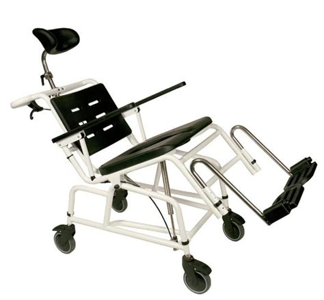 Tilt In Space Shower Chair by Combi Tilt In Space Shower And Commode Chair With Wheels