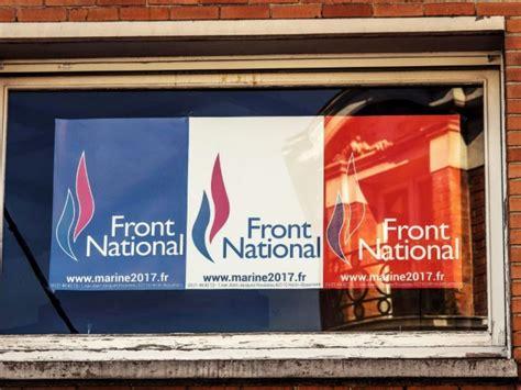 si鑒e du front national front national le changement de nom valid 233 par les