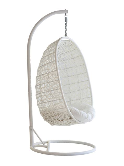 indoor hanging chair for bedroom furniture charming white viva design cora hanging chair