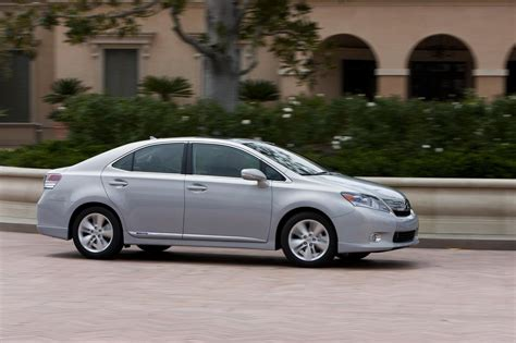 2010 lexus hs 250h picture 302623 car review top speed